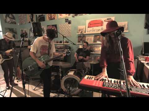 """Houndmouth - """"Sedona/Black Gold"""" from Guestroom, Louisville"""