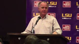 LSU coach Paul Mainieri: 'Andy Cannizaro will be a superstar in the coaching profession' | Video