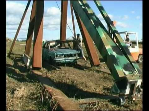 Rocktec Ltd (Pre Nov 2008) - The Worlds Largest Trebuchet