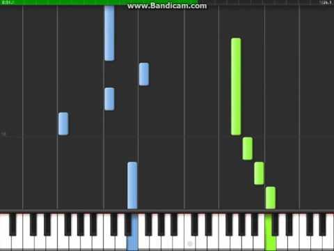 1Malaysia - Piano Tutorial - Part 1