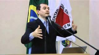 A Reencarnação Segundo a Bíblia e a Ciência - Seminário com Nazareno Feitosa 2011 MG