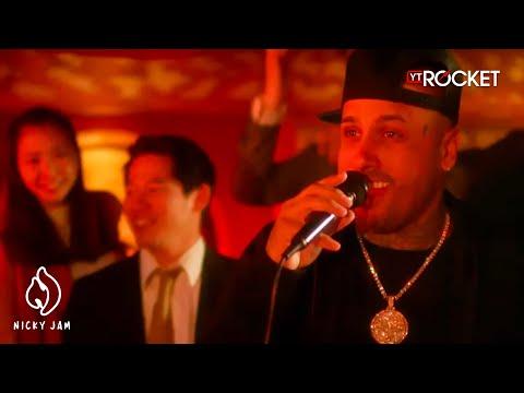 """Nicky Jam hace Karaoke de """"El Amante"""" en Japón"""