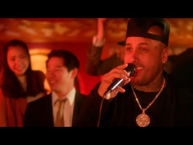 Nicky Jam hace Karaoke de