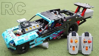 LEGO Technic 42050 - RC Motorized Drag Racer by 뿡대디