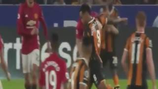 Hull City Vs Manchester United 0-1 All Goals And Highlights (2016-17) HD