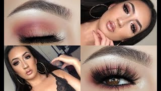 Cranberry Tones Makeup Tutorial - Sofie Bella