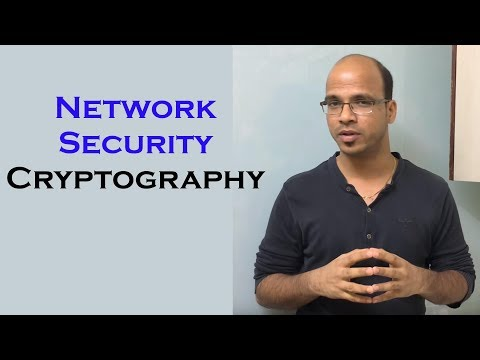 Network Security Part 5 Cryptography