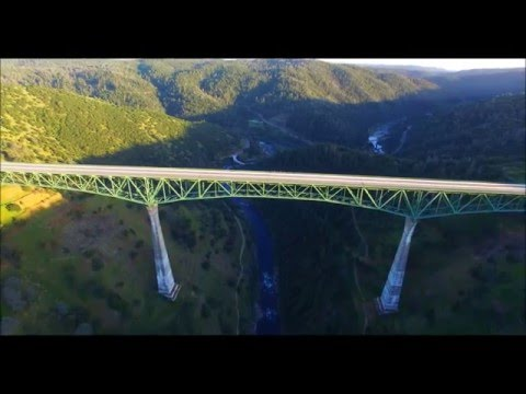 Foresthill bridge, Auburn California
