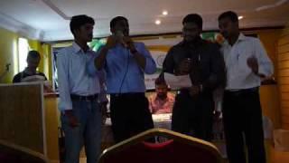 INDIAN patriotic song(Jayeesh,Suvin ,Hari,Fatha)