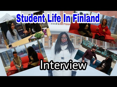 International Students Share Their Experiences About Student Life In Finland
