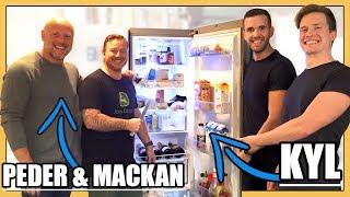 Kan vi äta upp allt i Peders Kylskåp? - med Mackan Edlund
