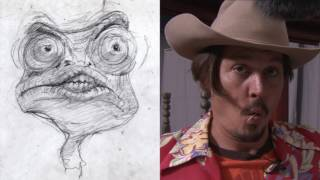 Rango Behind The Scenes- Breaking The Rules: Making Animation History: The Stage Is Set