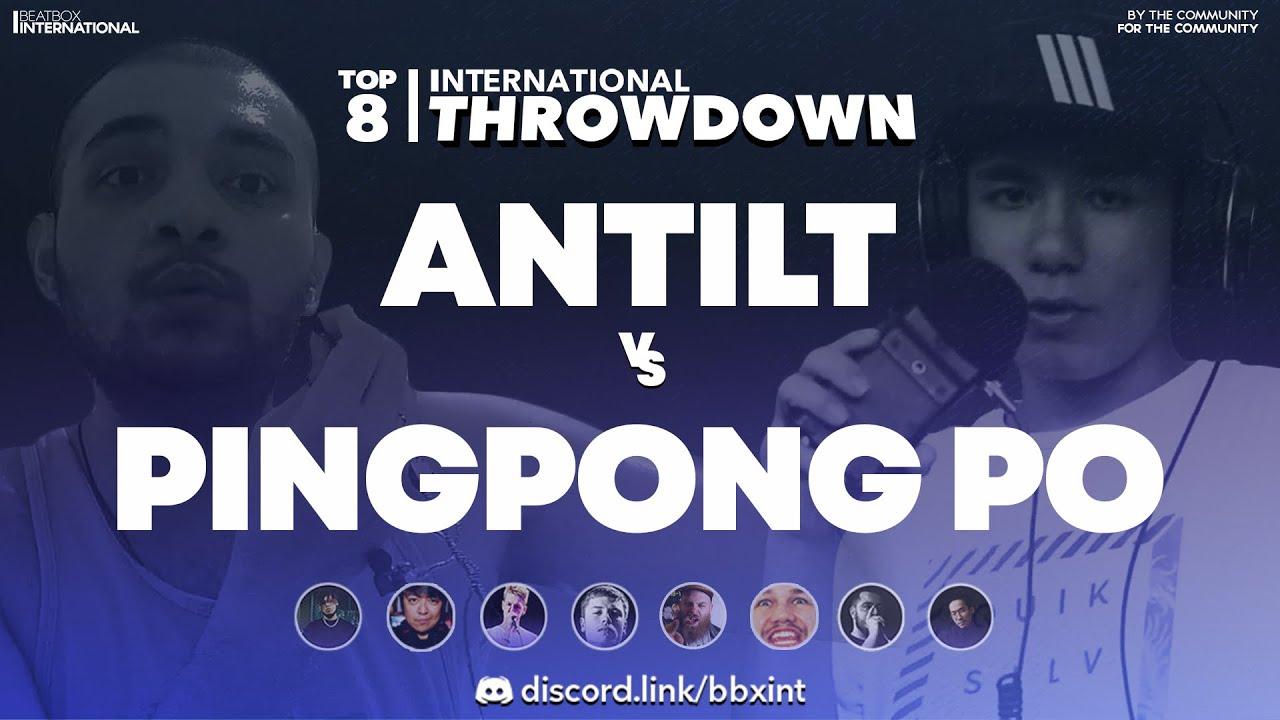 ANTILT 🇵🇰 vs PINGPONG PO 🇺🇸 | Top 8 | International Throwdown