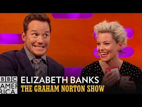 Elizabeth Banks' Naughty Board Game 😳 | The Graham Norton Show | Fridays at 11/10c on BBC America