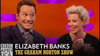 Elizabeth Banks' Naughty Board Game 😳 | The Graham Norton Show | Fridays at 11/10c on BBC America