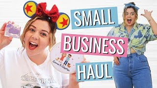 Buying Products from My Follower's Small Businesses!
