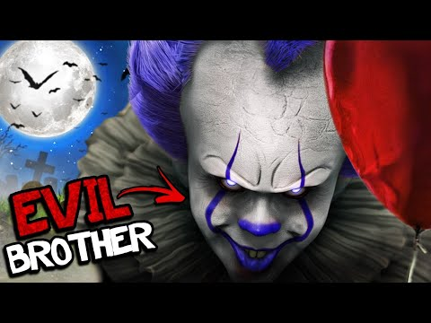 PENNYWISE Has An EVIL BROTHER In GTA 5 (Scary)