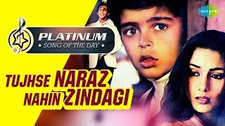 Platinum song of the day | Tujhse Naraz Nahin Zindagi | 16th February | R J Ruchi