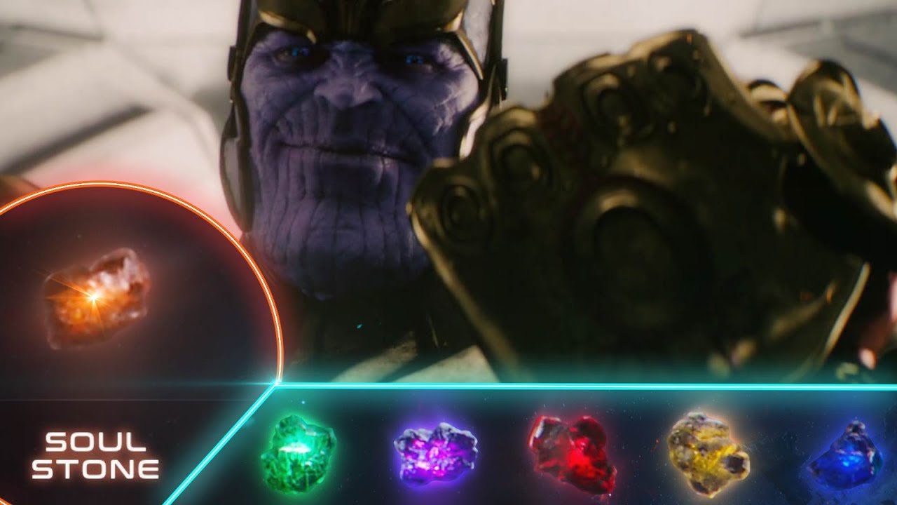 Where Is The Last Infinity Stone Of The Mcu Soul Stone