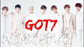 ASMR EP.41: 2 HOURS OF ALL GOT7 VOICES for Relax, Sleep, Tingles & Study! [3D Sound]