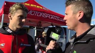 Race Day LIVE 2015 - Oakland - Privateer Jackson Richardson Profile