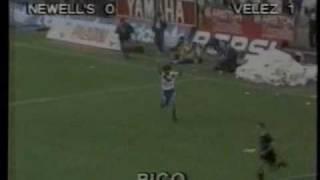 Clausura 1993 - Fecha 8 - Newell