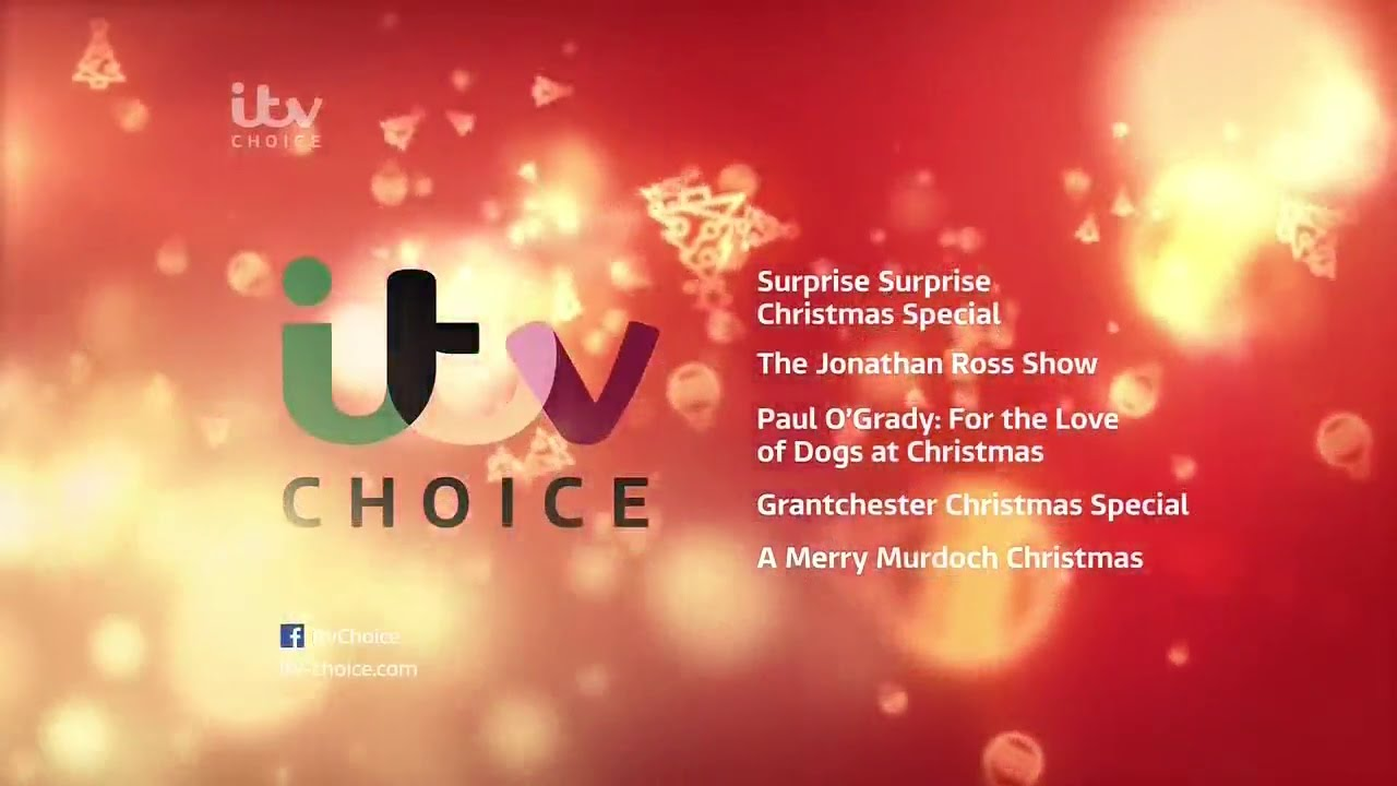 ITV Choice HD by OSN - Content December 2016 - YouTube