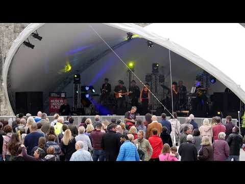 The Soulcatchers .. Music in the City Southampton 2017