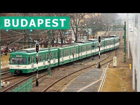 Kolej HEV w Budapeszcie / Budapest Suburban Railway
