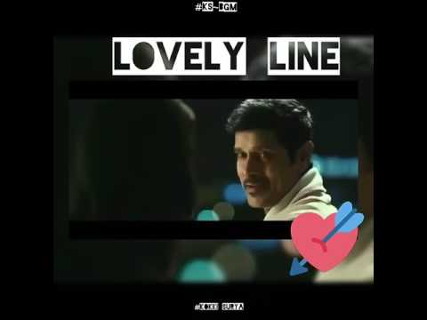 Lovely lines tamil whatsapp status