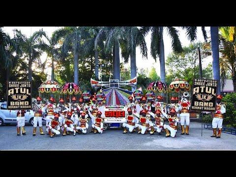 Janta Atul Band 🎺The Famous Band Of  Himmatnagar🥁 Official Trailor 2021-2022 🎹9924393444.