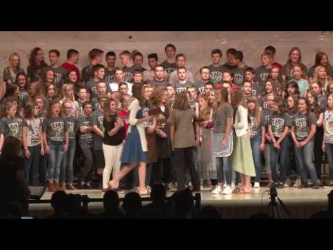 Thatcher Middle School Choir and Drama - Feb 16, 2017