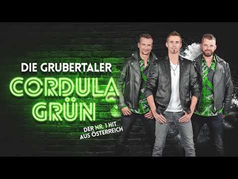 DIE GRUBERTALER – CORDULA GRÜN – FOXVERSION – JOSH COVER