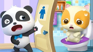 Baby and Potty Song  | Healthy Habits For Kids | Nursery Rhymes | Kids Songs | BabyBus