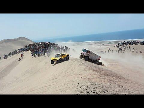 DAKAR 2019  Etapa 5 | AUTOS | CAMIONES (Tacna - Arequipa)