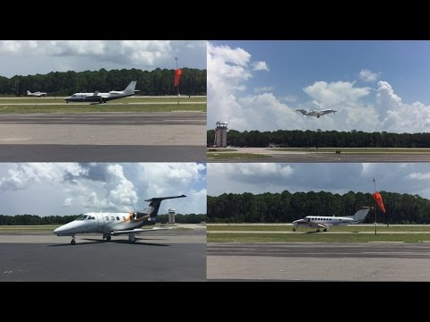 Destin Executive Airport Plane Spotting