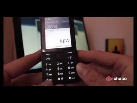 Liberacion Nokia 208 por Código Unlock | GeChaco