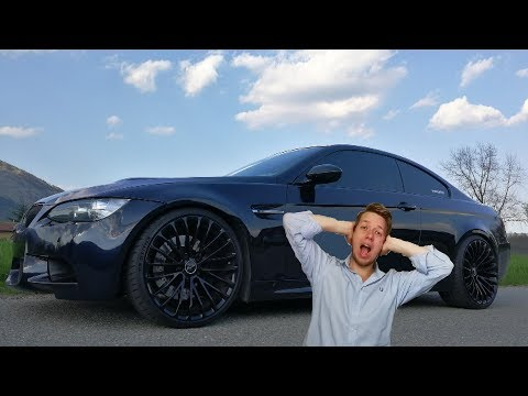 My BMW M3 Made my Ears BLOW! - M3 vs RS5 [Sub ENG]