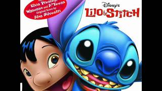 Burning Love-Wyonna-Lilo and Stitch