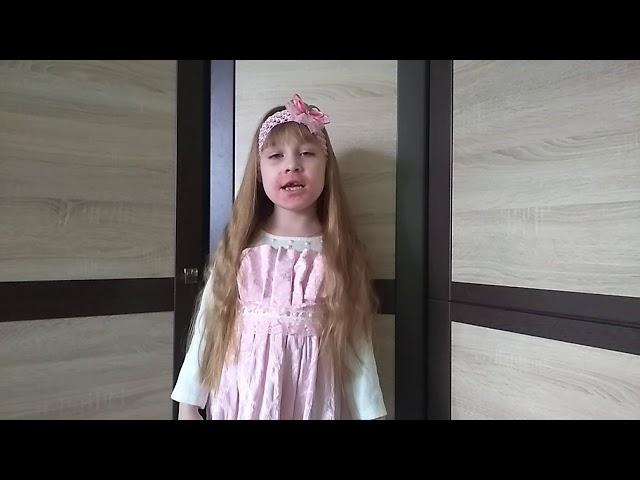 Изображение предпросмотра прочтения – ВикторияСкулкова читает произведение «Мама за книгой» М.И.Цветаевой