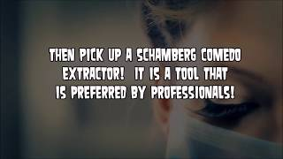 dr pimple popper s schamburg blackhead removal tool