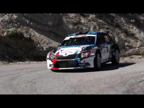 Les temps forts de la première journée du 52e Rallye Antibes Côte d'Azur !