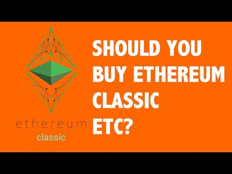 Should You Buy Ethereum Classic ETC?