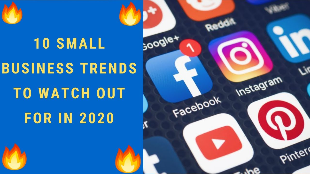 Business Trends 2020.10 Small Business Trends To Watch Out For In 2020 Youtube