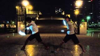 チームの2人で打ちました! 左から 白間美瑠 矢倉楓子 とっても楽しかった.
