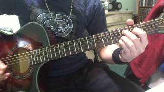 Alice In Chains - Your Decision (Guitar Cover)