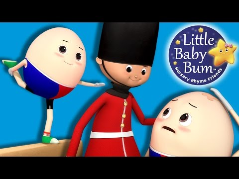 Little Baby Bum | Humpty Dumpty Part 3 | Nursery Rhymes For Babies | Songs For Kids