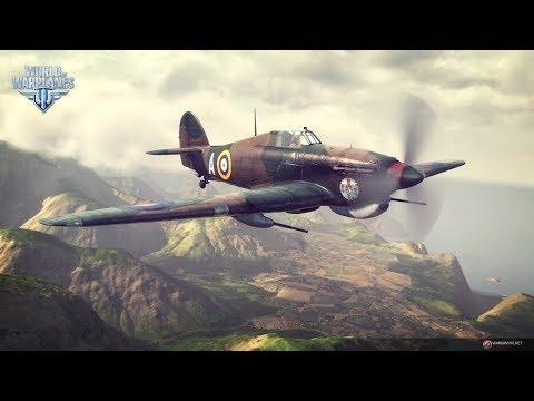 WORLD OF Warplanes -Hurricane IID- Epic-LIVE by Zerra
