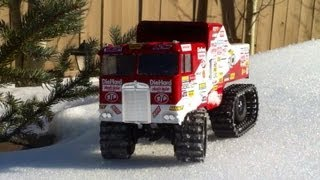 Rc Cwr - 6x6 Losi Trail Trekker With Tracks
