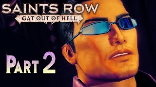 Saints Row Gat Out of Hell Gameplay Walkthrough Part 2 - PIRATES!